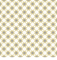 Brown Blue And White Graphic Seamless Pattern vector image