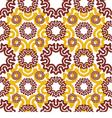 seamless wallpaper Motley retro repeating pattern vector image