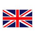 uk flag england symbol symbol icon design vector image vector image