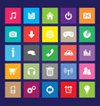 web color icon vector image