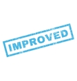Improved Rubber Stamp vector image vector image