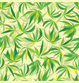 leaves pattern 1-02 vector image vector image