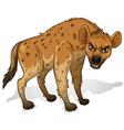 Hyena vector image vector image