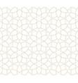 modern simple geometric seamless pattern vector image vector image