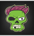 halloween character - vector image