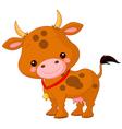 Farm animals Cow vector image vector image