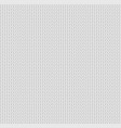 knit texture white color seamless pattern fabric vector image