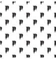 p letter isolated on white background vector image