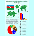infographics for presentation vector image
