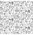 Magic Patch Seamless Pattern vector image vector image