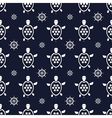 Funny turtle pattern vector image vector image