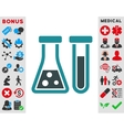 Chemistry Icon vector image vector image