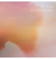 abstract orange faded watercolor background with vector image
