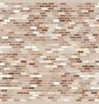 seamless brick wall graphic vector image