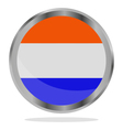 holland flag vector image