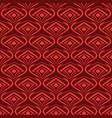 seamless abstract pattern on wallpaper vector image