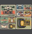 car tires auto engine pistons vehicle brakes