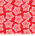 Seamless wallpaper repetitive print with stars vector image vector image