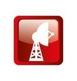 Antenna icon symbol design vector image