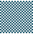 white and blue checkered background vector image