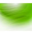 ornate background wave vector image vector image