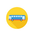 bus icon sign symbol vector image vector image