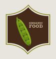 vegan menu vector image vector image