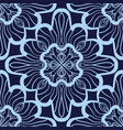 wallpaper in abstract style a seamless azure vector image