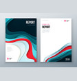 annual report cover design corporate business