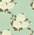 Roses seamless pattern vector | Price: 1 Credit (USD $1)