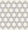seamless geometric background abstract simple vector image vector image