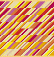 striped color seamless pattern vector image