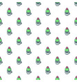 mammillaria cactus pattern seamless vector image