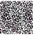 abstract animal pattern vector image vector image