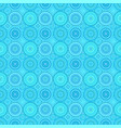 abstract seamless circle pattern background vector image vector image
