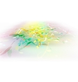 Splash watercolor background plus EPS10 vector image vector image