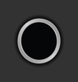 button black vector image