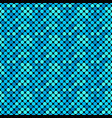 cyan dot pattern background - blue abstract design vector image vector image