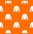 jacket pattern seamless vector image vector image