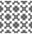 oriental geometric ornament vector image vector image