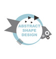 super sale - creative banner abstract concept vector image vector image