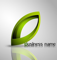 Business 3d icons vector image vector image