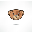 Grinning Bear vector image