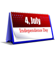 al 0723 idependence day vector image vector image