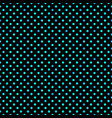 geometrical blue abstract dot pattern background vector image vector image