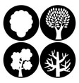 leaf icon leaf icon eps10 leaf icon leaf icon vector image vector image