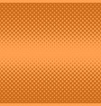 halftone dot pattern background - design vector image vector image