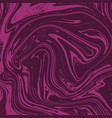 marble ink colorfull texture marbling stone vector image