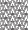 Triangle Abstract Chaotic Pattern vector image vector image