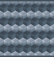 grey color square pattern vector image vector image